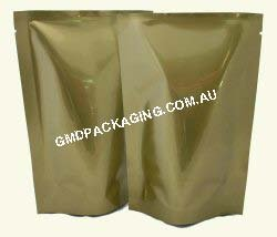 70g Stand Up Pouch - Solid Gold